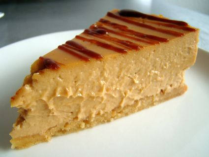 Caramel New York Cheese Cake