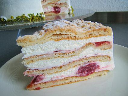 Flockensahne Cake