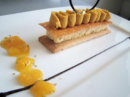 Pumpkin Dessert Plate