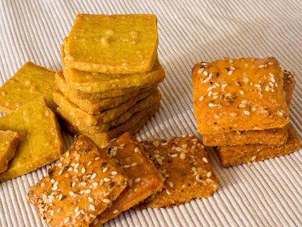 Savoury Cookies
