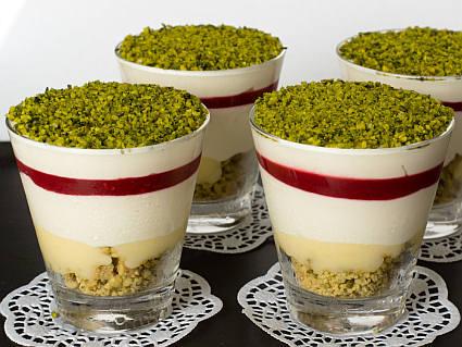 Glass Dessert: Spring 2013