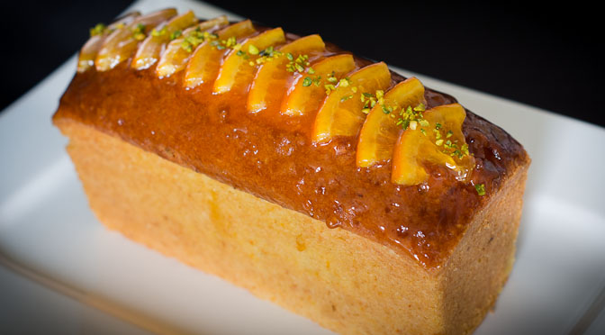 Orange Poundcake