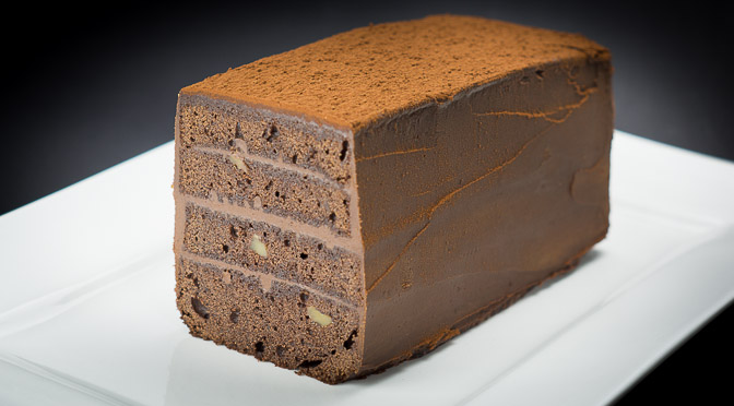 Chocolate Walnut Loaf