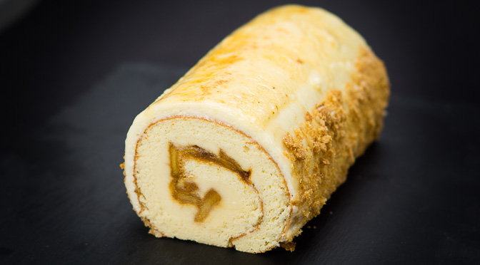 Chiboust Roll