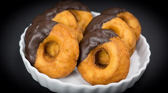 Old-Fashioned Doughnut