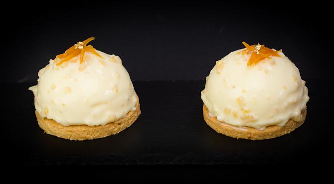 Citrus Cheese Dome